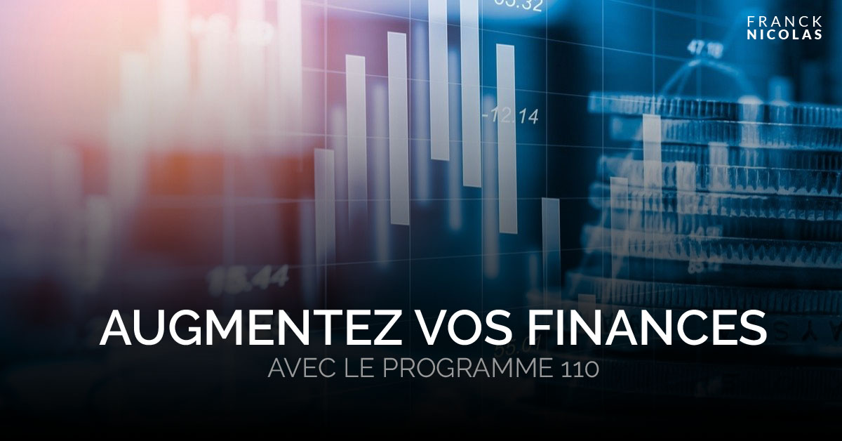 Finances - Franck Nicolas GLOB