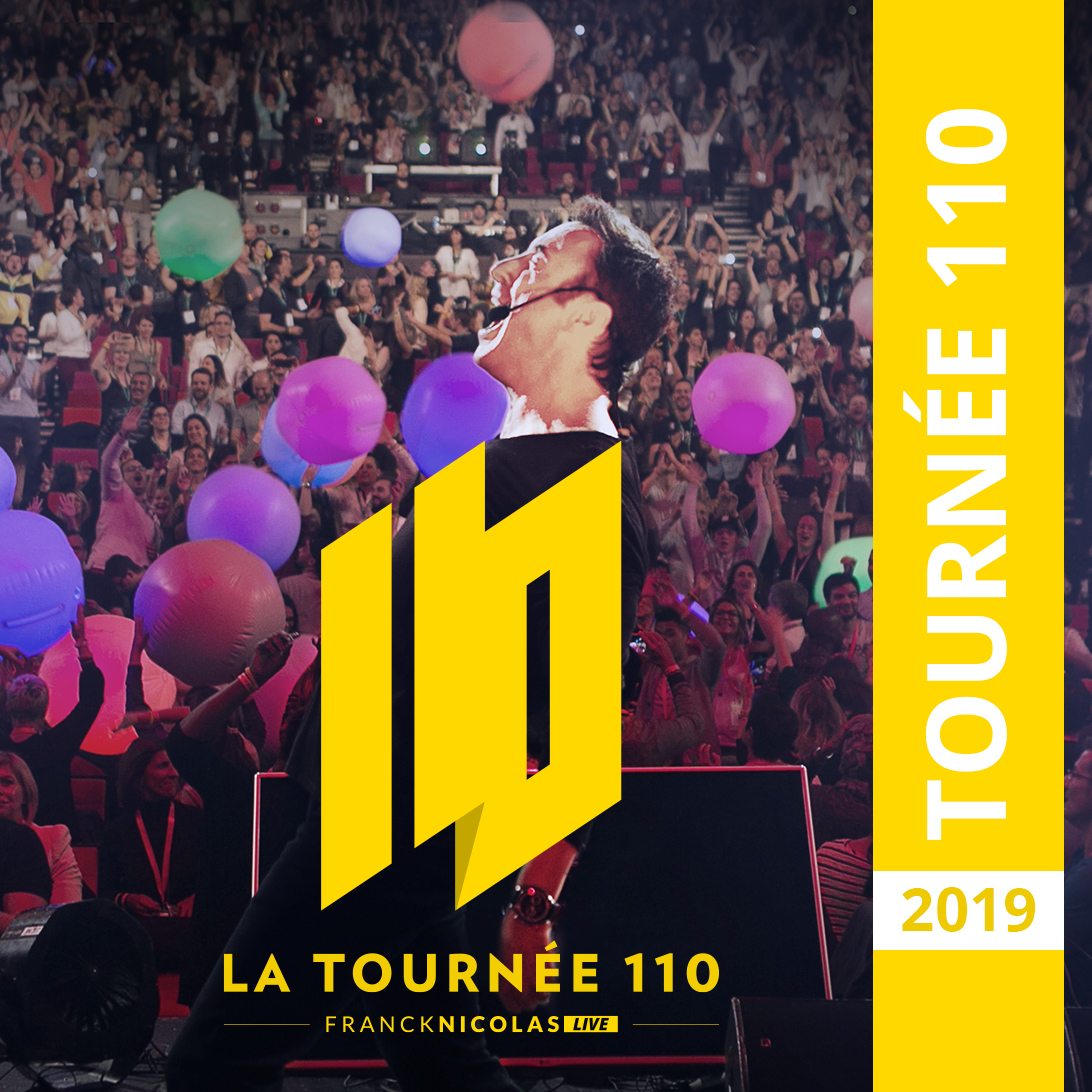 Tournée 110 2019