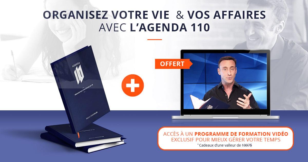 Agenda 110 Glob Par Franck Nicolas